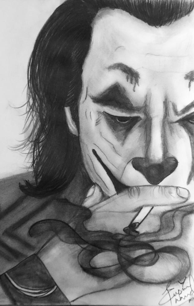 Joaquin Phoenix by rvsa17